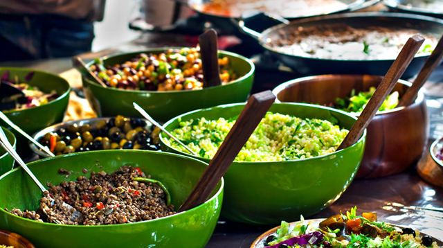 Una deliciosa experiencia en un curso de Cocina Vegana en Espai Boisà