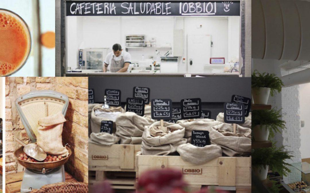 Restaurantes Ecológicos y tiendas, ¡Algo se cuece en la calle Muntaner!