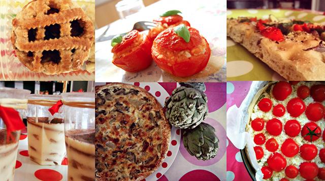 Cursos de cocina italiana. Entrevista a Alessandra Manetti