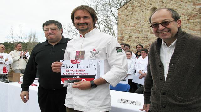 ¡Espai Boisà ha sido reconocido con el sello Km0 Slow Food!