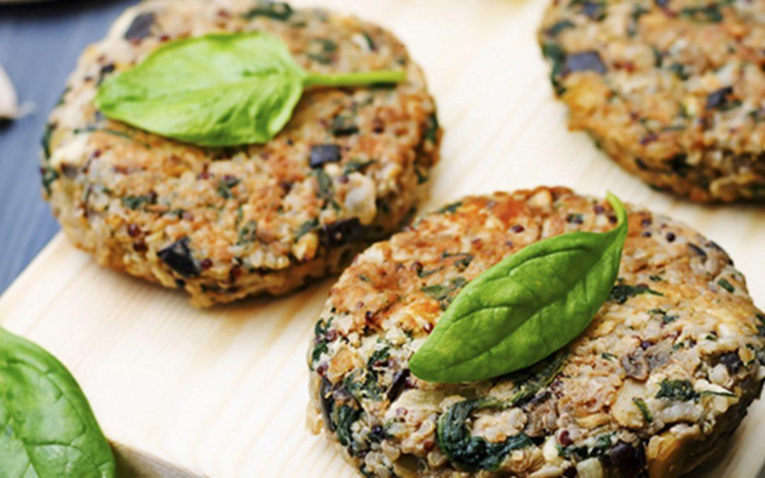 Cómo la alimentación vegetariana cambió mi vida!