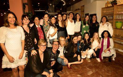 Noche mágica de mujeres emprendedoras en Espai Boisà